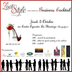 Soirée business cocktail 06-10-2017
