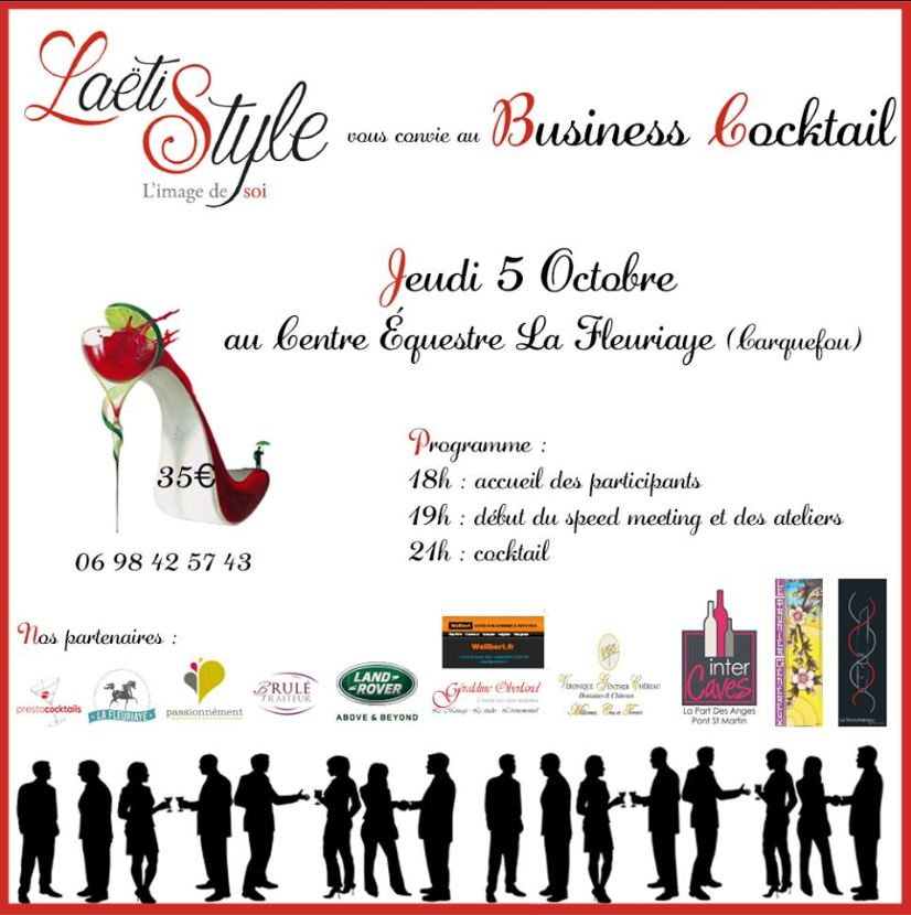 Soirée business cocktail 06-10-2017